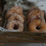 amerikanska donuts munkar
