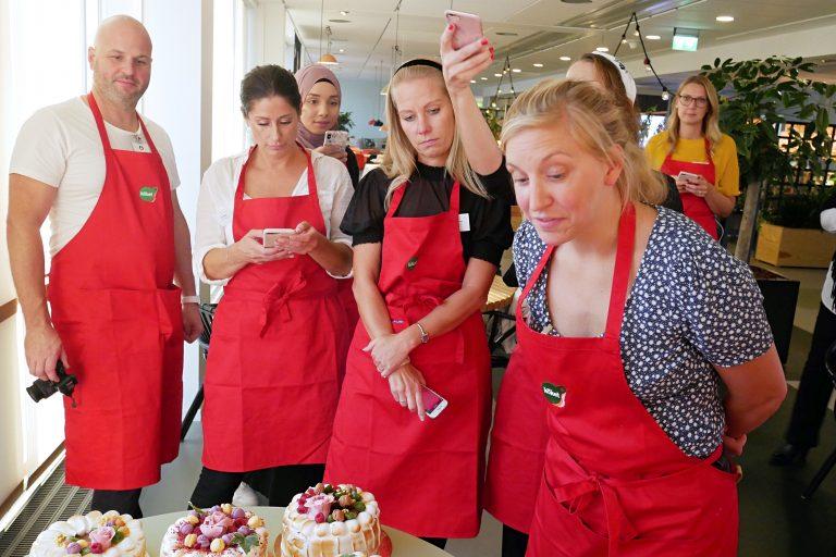 lära sig baka tårtor som en proffs