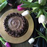chokladtårta saftig och god