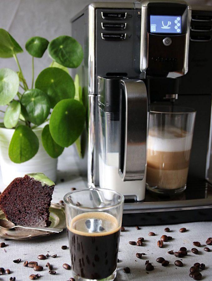 choklad och kaffe kaka