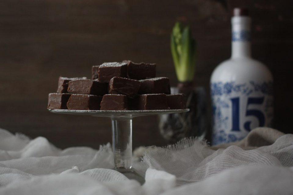 choklad fudge