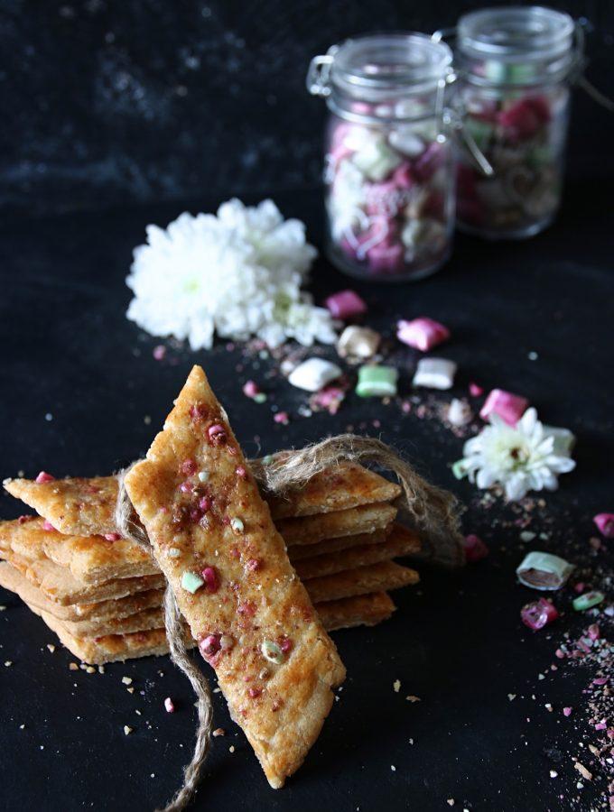 vaniljsnittar spröda och smöriga