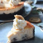 chocolate chip cookie dough cheesecake bit