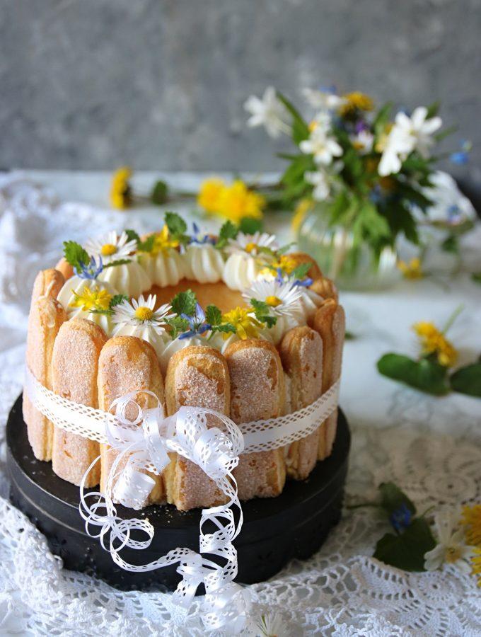 no-bake cheesecake till midsommar