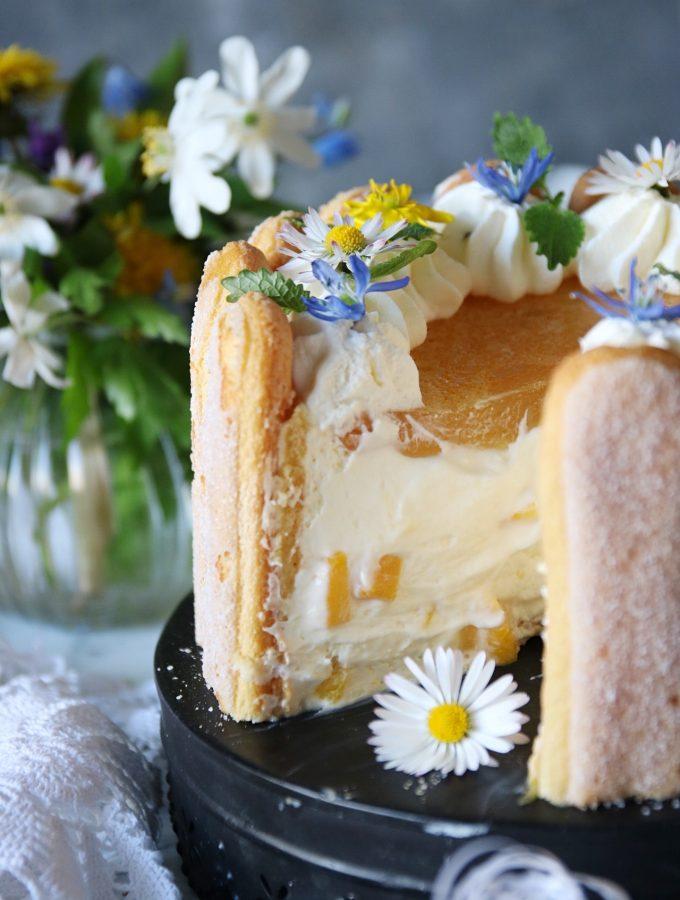 midsommarens no-bake cheesecake