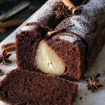 mjuk pepparkaka med choklad